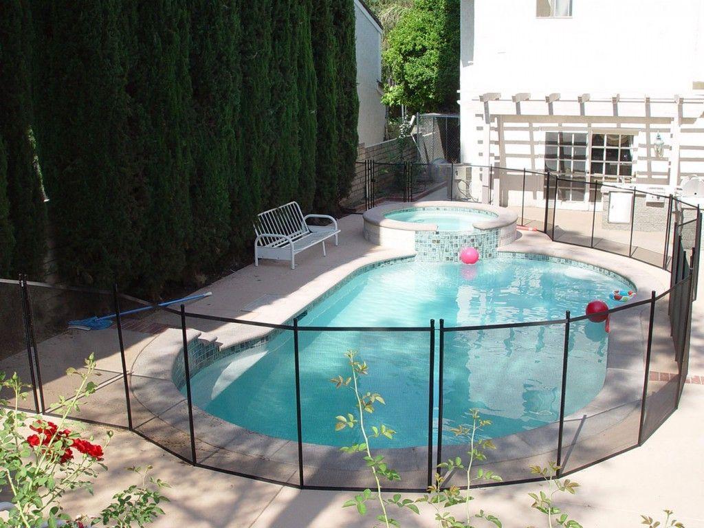 Sicherheitszaune Fur Schwimmbader Pools 2018 Pinterest Pool