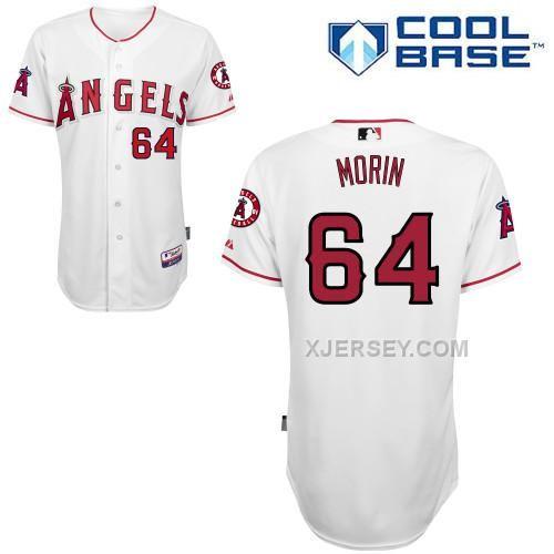 Josh Hamilton Los Angeles Angels of Anaheim Majestic Home 6300 Player  Authentic - White f36606b8c