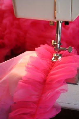 sewing instructions  Great for tutu bags or bathing suit