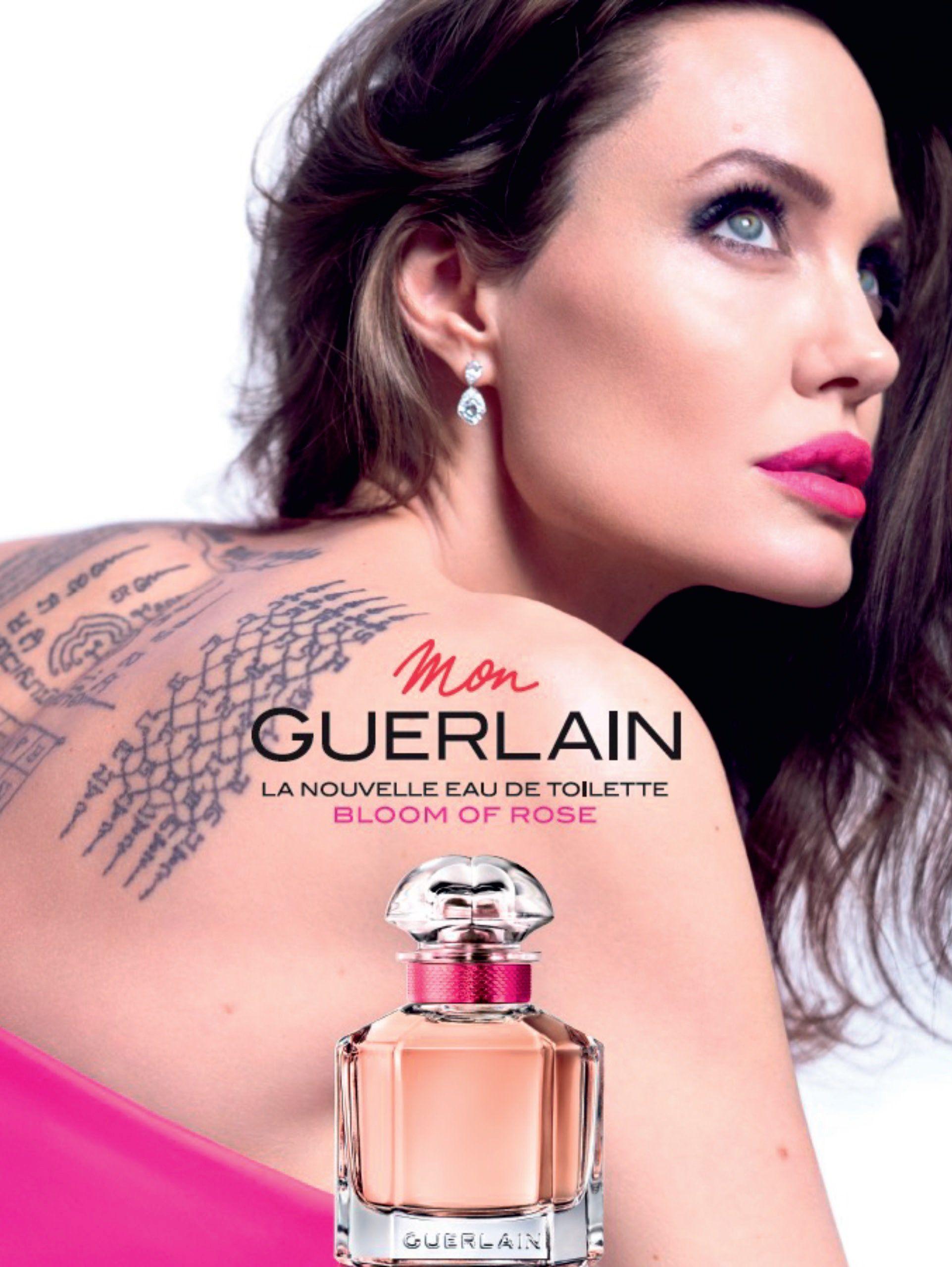 En RoseParfums Of Bloom Publicité Mon 2019 Guerlain 7yvbgYIf6