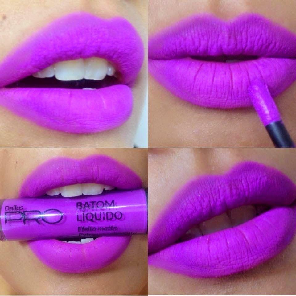 Pin de Cintia Rocha em Make-Up: Lips   Batons, Batom rosa