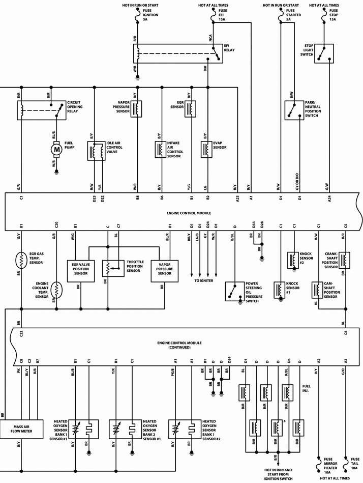 Loc Wiring Diagram In 2020 Schaltplan Ford Bronco Dodge
