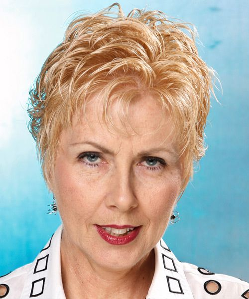 Tremendous Older Women Short Hairstyles Hair Style And Color For Woman Hairstyles For Women Draintrainus