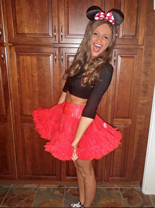 girly halloween costume idea