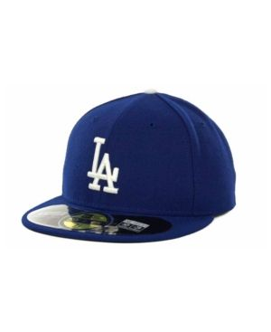 cheaper 057c9 d6a70 NEW ERA NEW ERA LOS ANGELES DODGERS AUTHENTIC COLLECTION 59FIFTY HAT.   newera