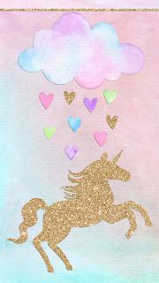 Unicorn Iphone Wallpaper Set Home Screens Lock Screens Unicorn Wallpaper Cute Unicorn Wallpaper Pink Unicorn Wallpaper