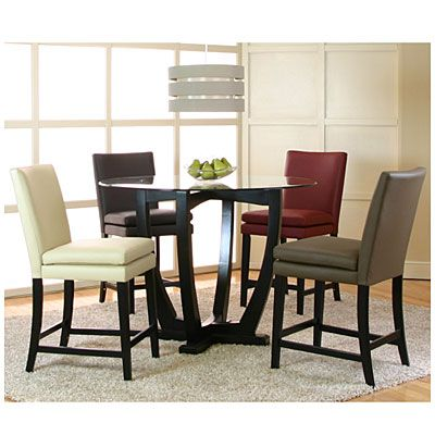Mix Match Counter Height Dining Room 5 Piece Set At