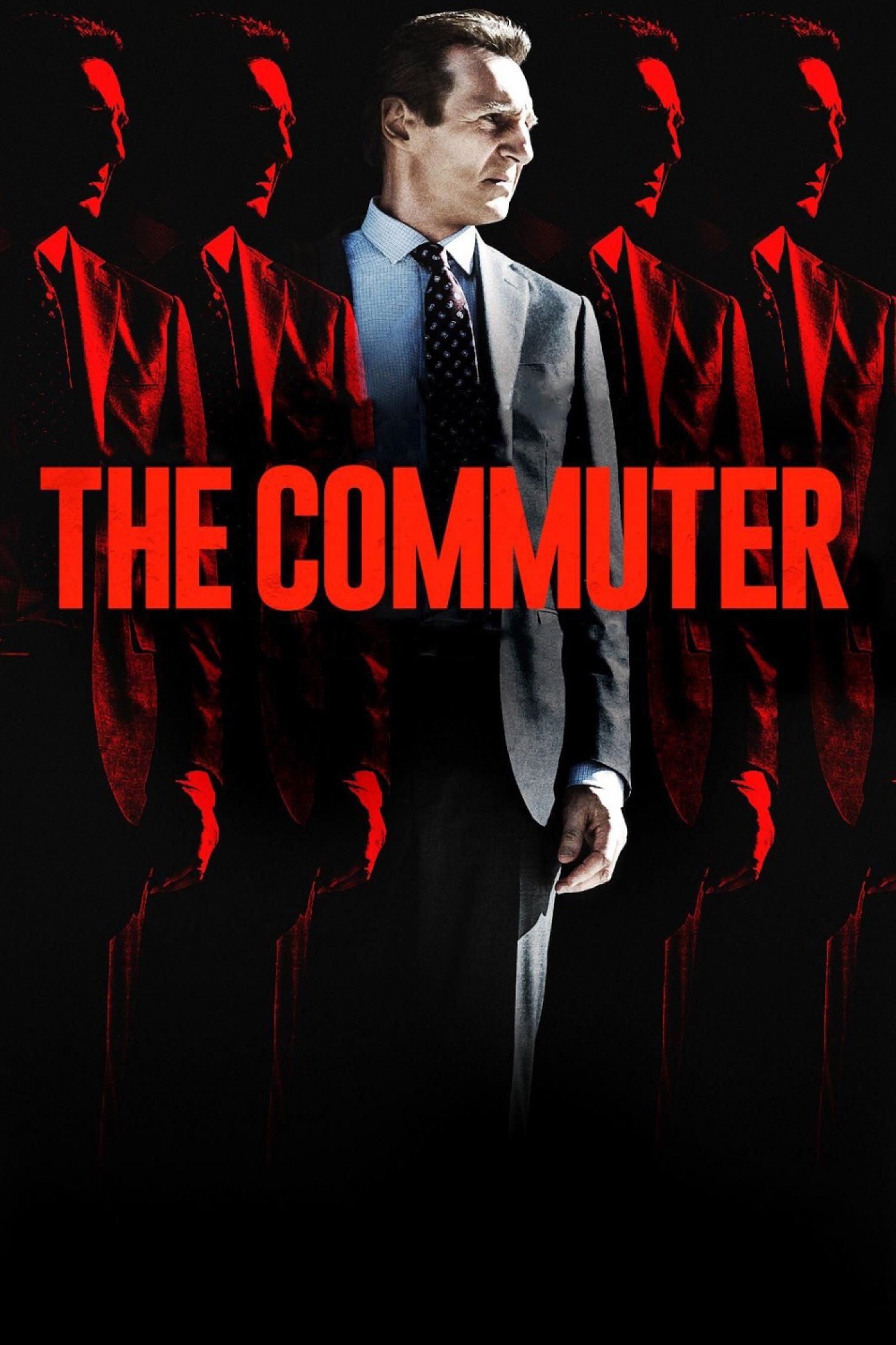 The Commuter (2018) Poster http//ift.tt/2CEEZX0 Español