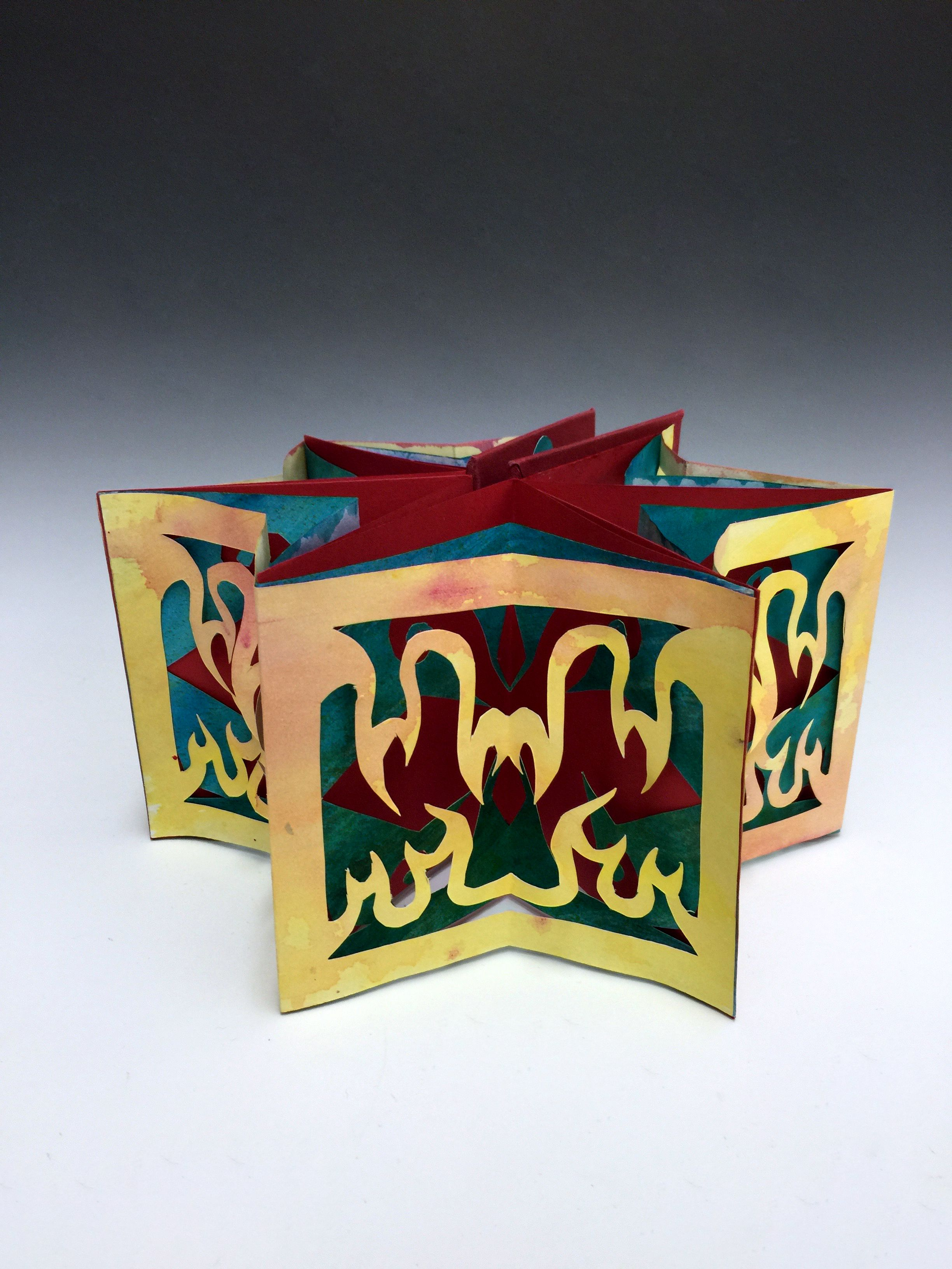 "MHS 3D Structures - ""Starbook""- Tanya N."