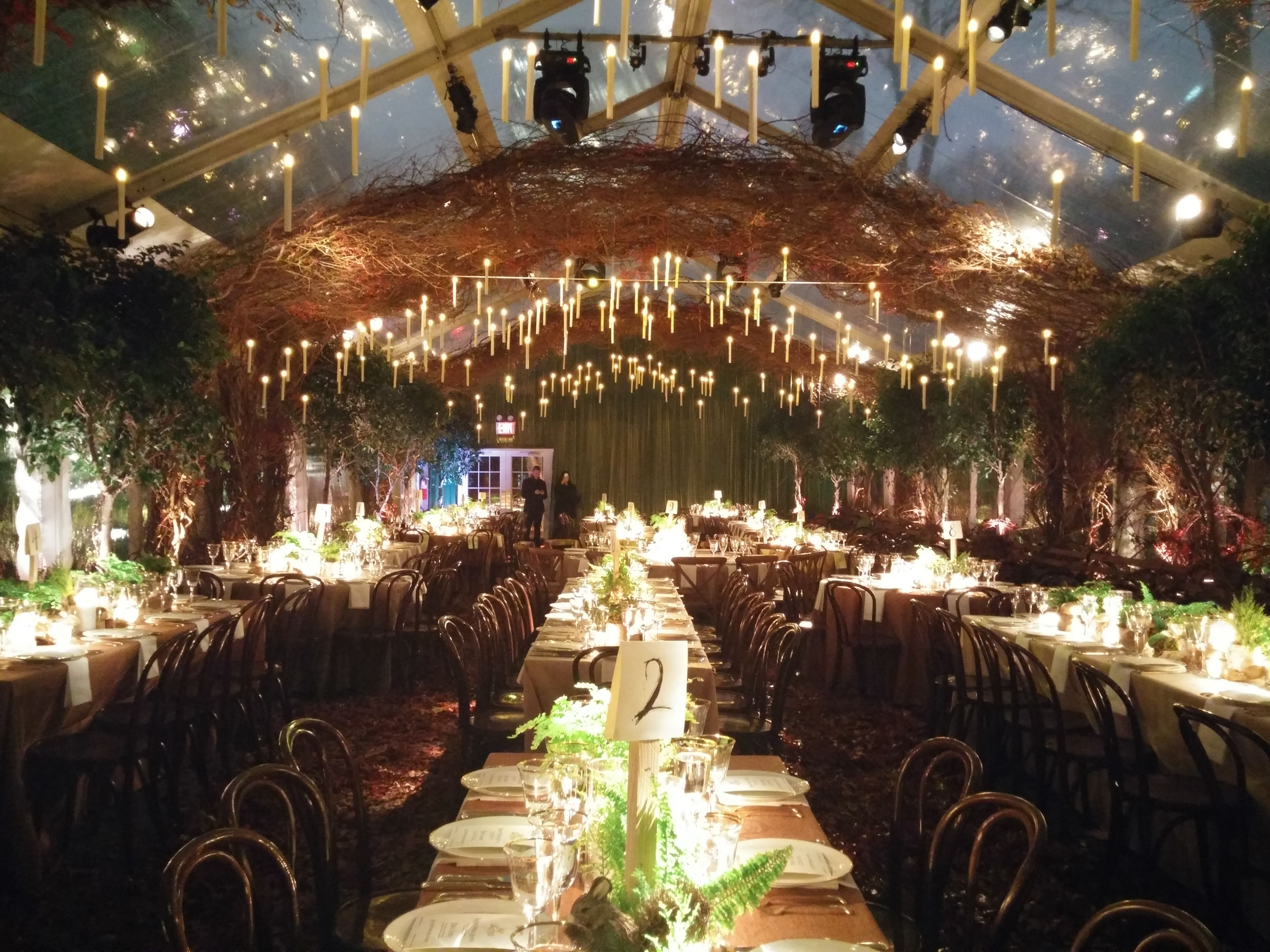 Central Park Zoo Seated Dinner Wedding Rehearsal Dinner Wedding