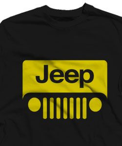 Pin By Victor Del Rio On Clothing Leisure Tees Pinterest - Jeep logo t shirt