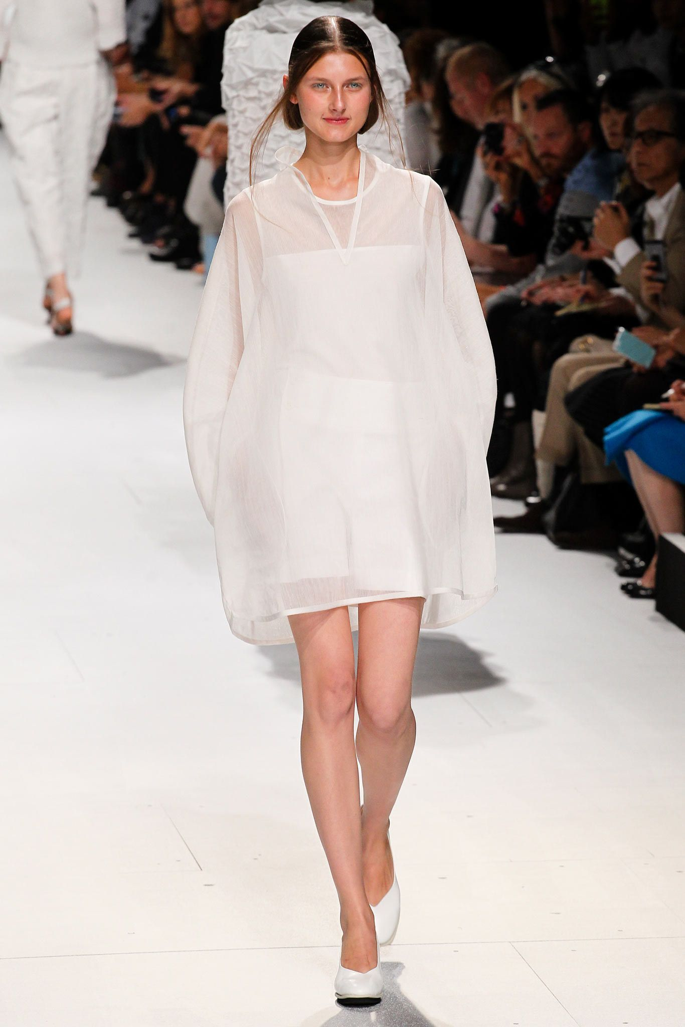 Issey Miyake Spring 2015 Ready-to-Wear Collection Photos - Vogue