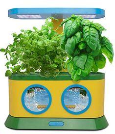 Aerogarden Herbie Ki Gardening For Kids Aerogarden 400 x 300