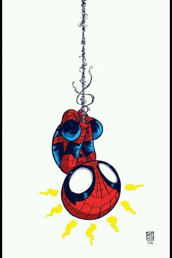 I Want One Baby Spiderman Cute Cartoon Pinterest Spiderman