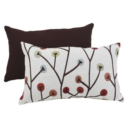 Avington Toss Pillow - Set of 2 - Whimsical (Oblong)  $50