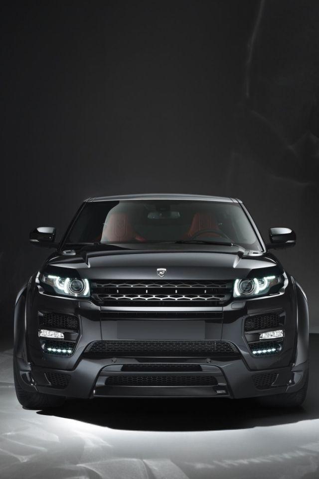 Range Rover Evoque By Hamann Motorsport Range Rover Evoque Coupe