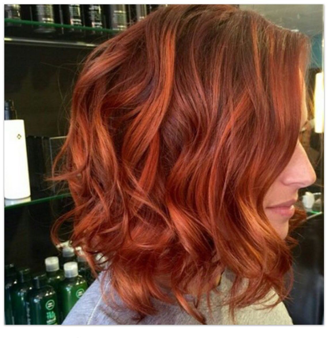Beautiful Red Red Hair Pinterest Hair Coloring Red Hair And