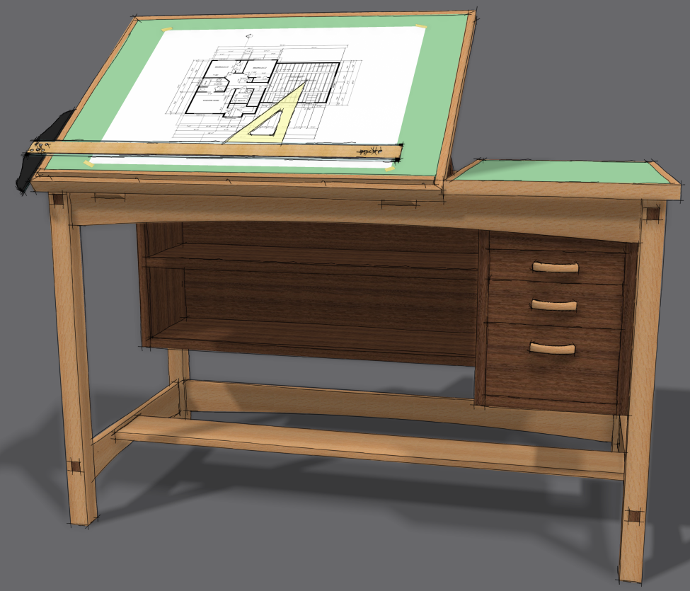 Simple drafting table google search prakashmestriyahoo simple drafting table google search malvernweather Gallery
