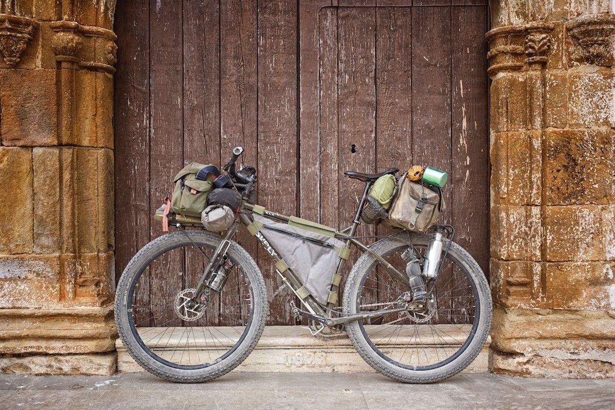 Bike Touring Pack List Bike Camping Bikepacking Bike Tour