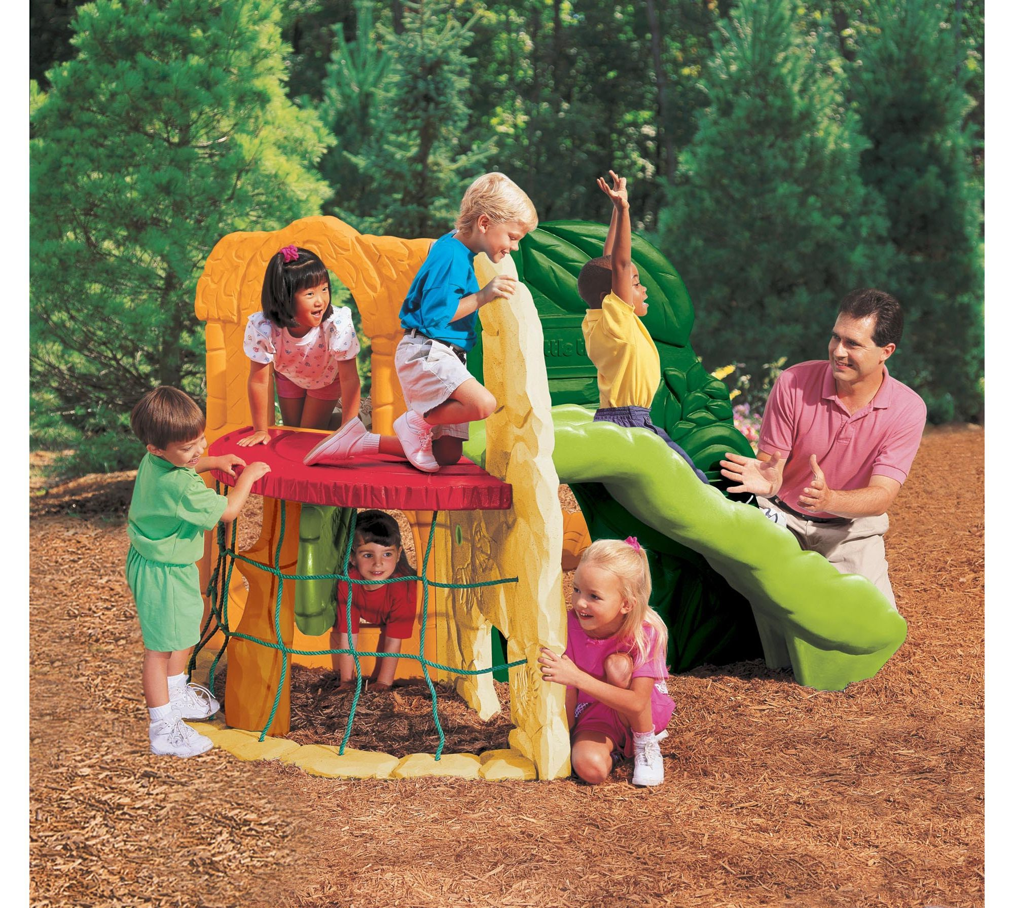 Little Tikes Jungle Climber Little tikes, Outdoor play