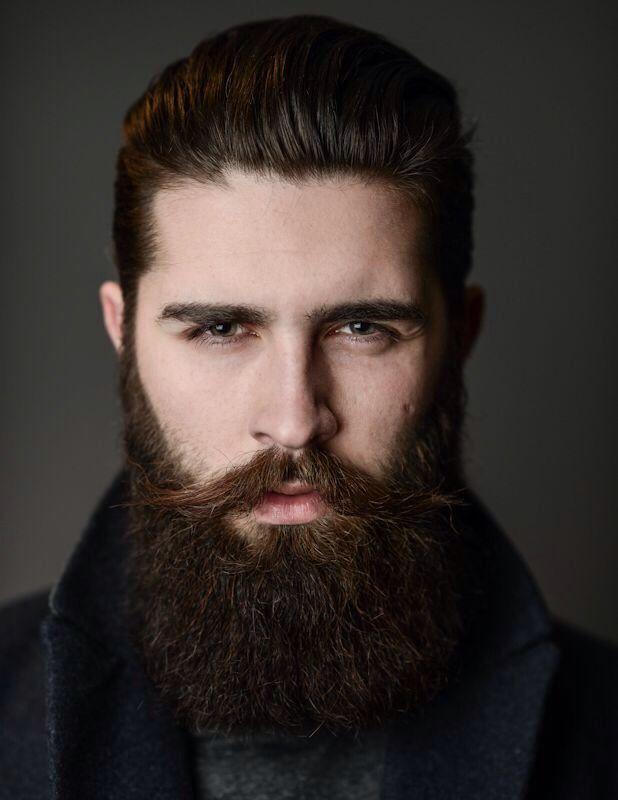 Surprising 1000 Images About Beards On Pinterest Red Beard Beard Tattoo Short Hairstyles Gunalazisus