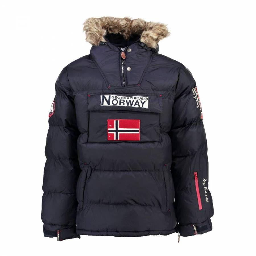 Geographical Norway Mens Jackets Boomerang/_Man/_Navy