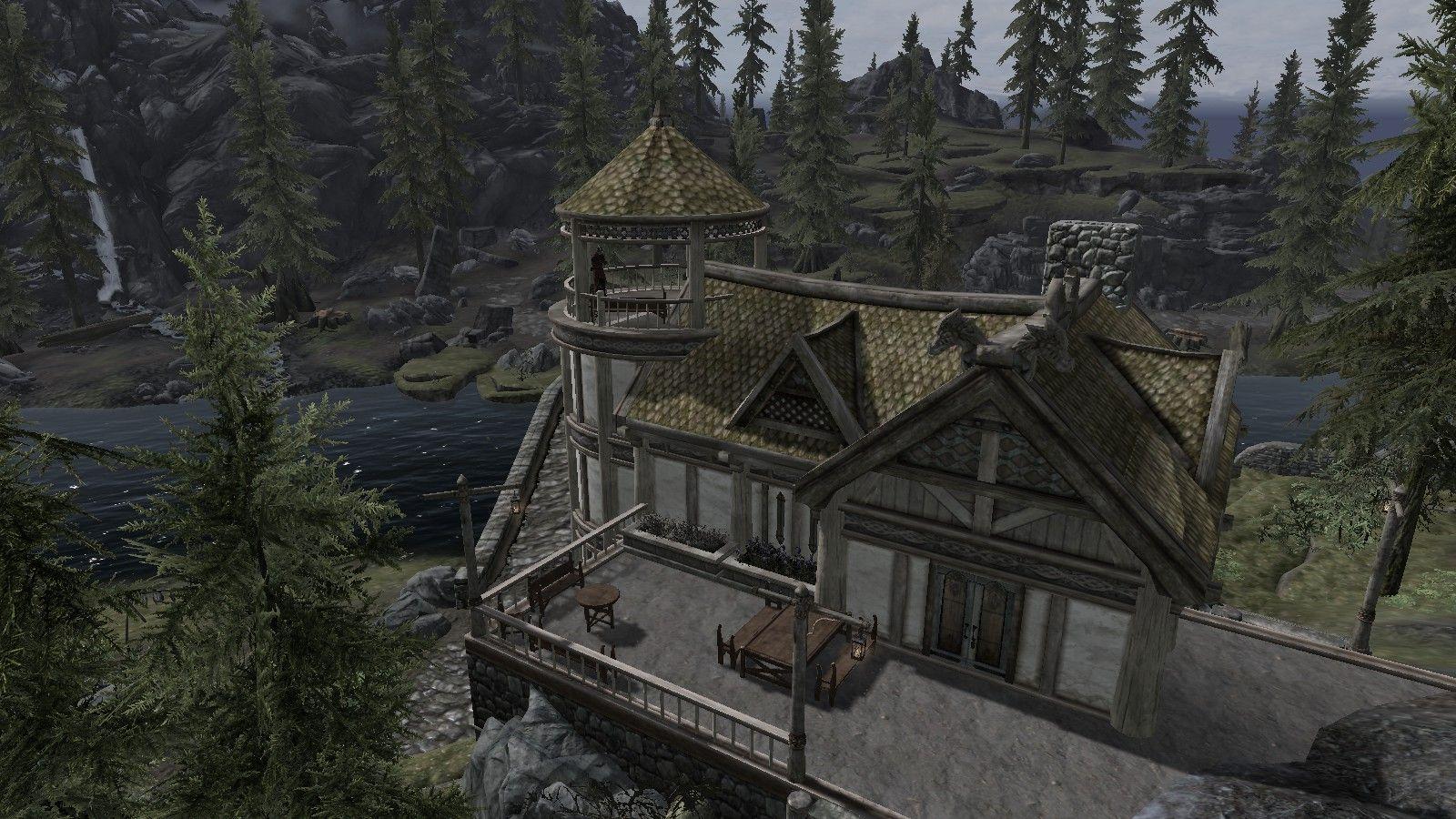 Skyrim House Skyrim House Mods Riverwood Mods Of Skyrim Pinterest Skyrim . Skyrim  House ...