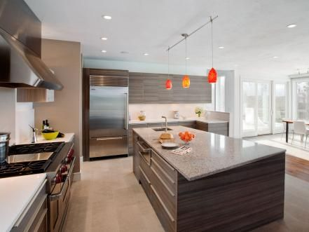 17 Top Kitchen Design Trends 21st century, Commercial and Kitchens