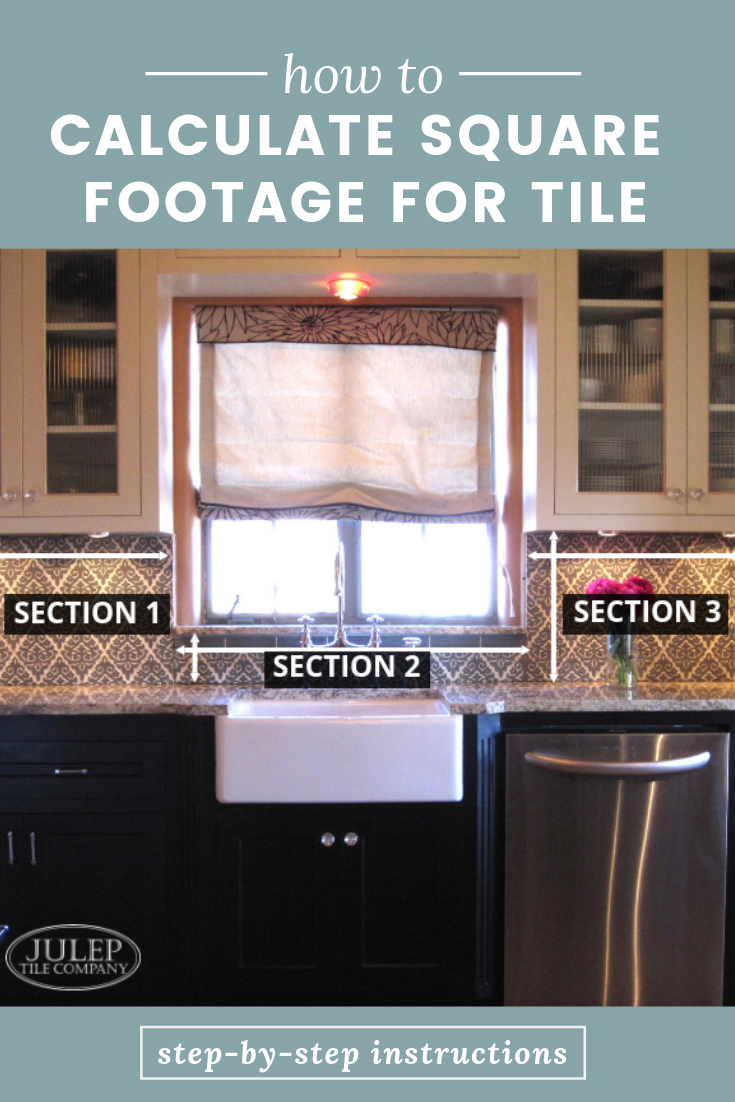 - How To Calculate Square Footage For Tile Tile Steps, Kitchen