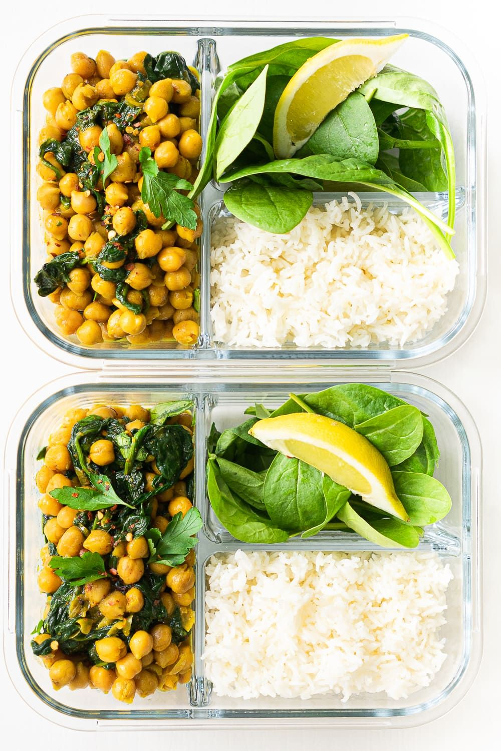 10 Minute Chickpea Curry Perfect For Meal Prep Recipe Meals Vegetarian Meal Prep Meal Prep