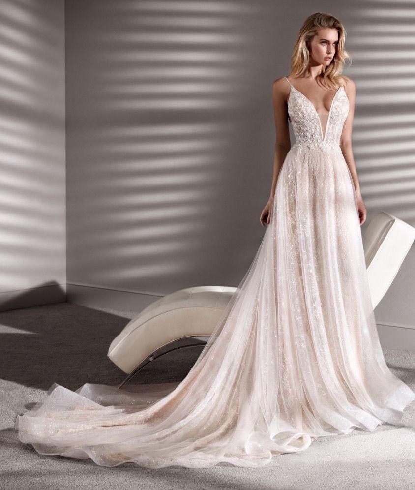 Courtesy Of Nicole Milano Wedding Dresses Couture