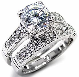 simple http getmediamond blog diamond wedding - Real Diamond Wedding Rings