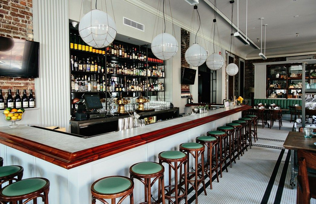 The Darling Oyster Bar – Charleston, SC » Restaurant
