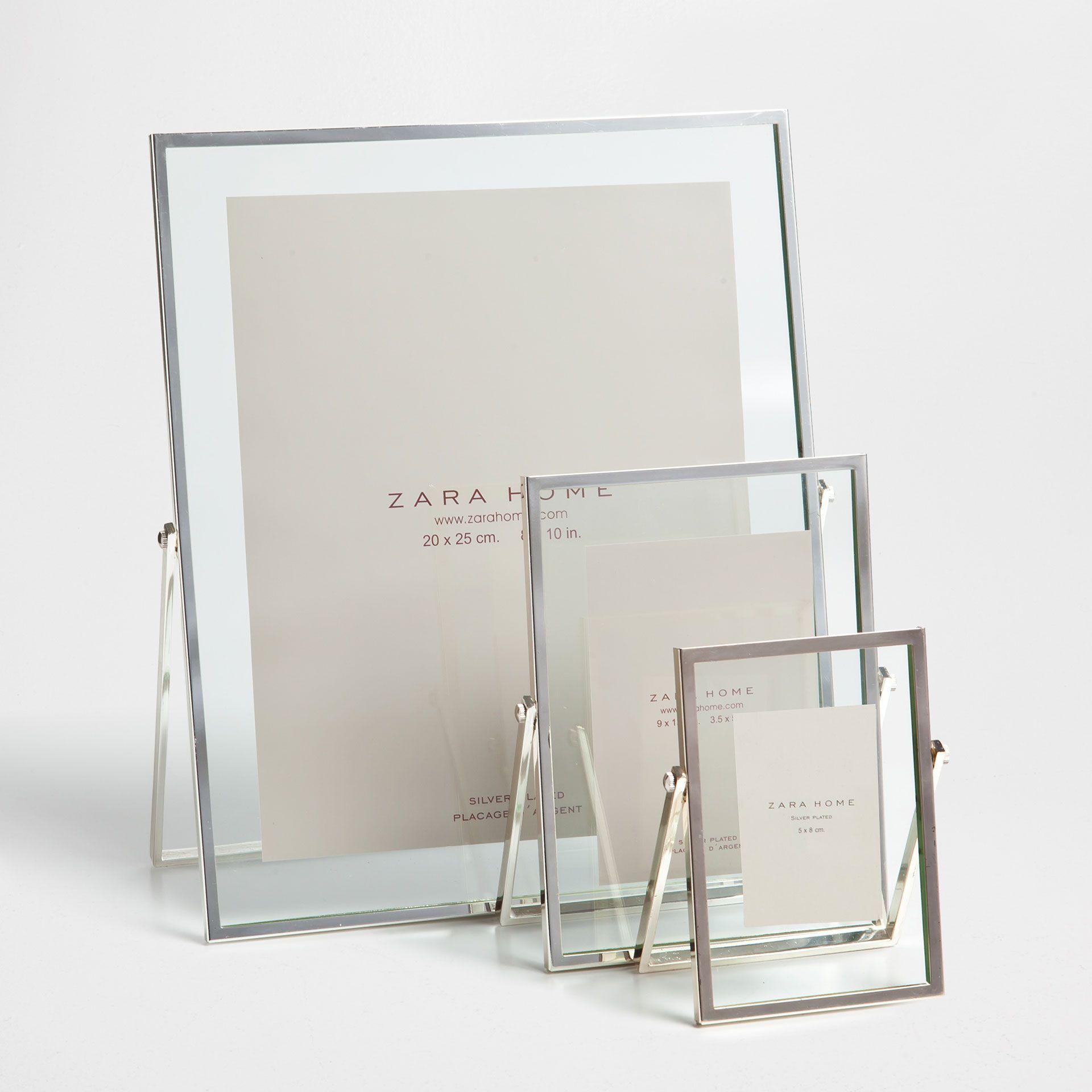 Rahmen mit Ständer - Rahmen - Dekoration   Zara Home Österreich ...
