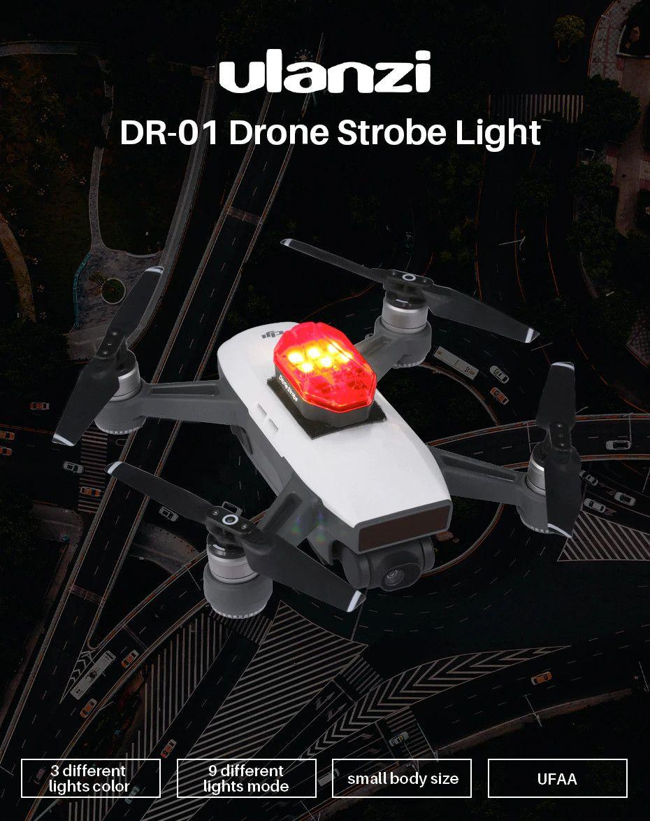 Ulanzi DR01RGB Dji MAVIC Mini Pro Mavic Air 2 Mavic Pro