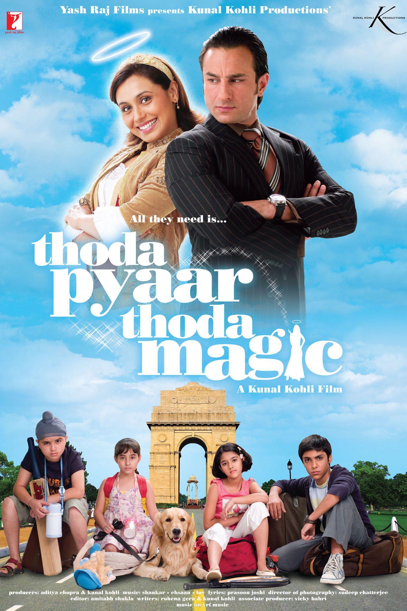 Thoda Pyaar Thoda Magic 2008 Best Bollywood Movies Hindi