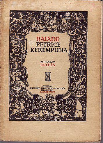 Balade Petrice Kerempuha Miroslav Krleza Free Download Free