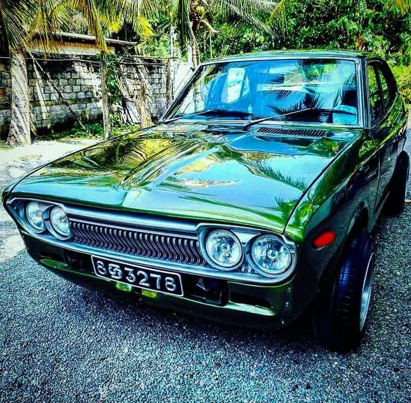 Never Seen Before.... Datsun classic classiccars