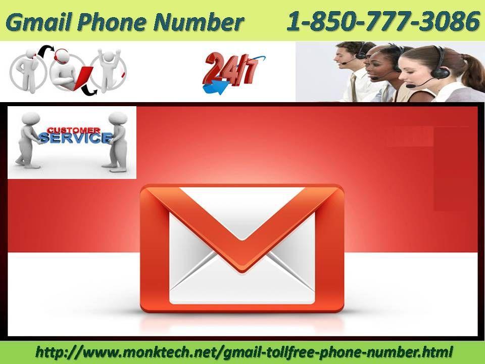 Dial gmail phone number 18507773086 to regarding gmail