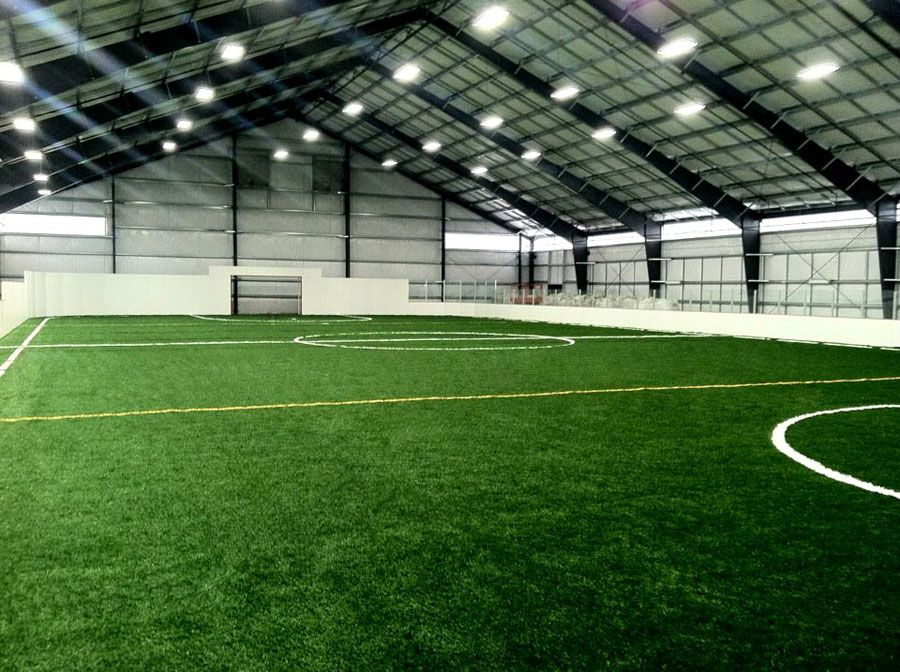 Mansion with indoor soccer field  Indoor Soccer tips, tricks, and skills to help you play better ...