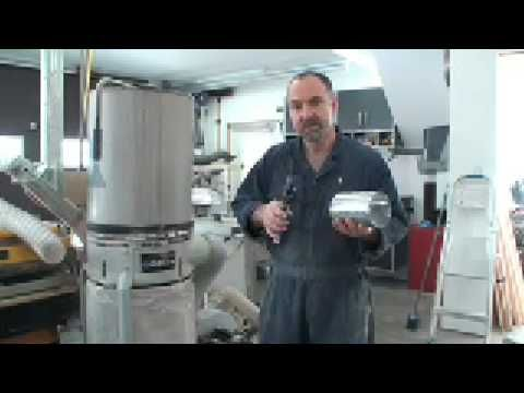 Dust Collection System Overview - fantastic tips, tricks, and ideas
