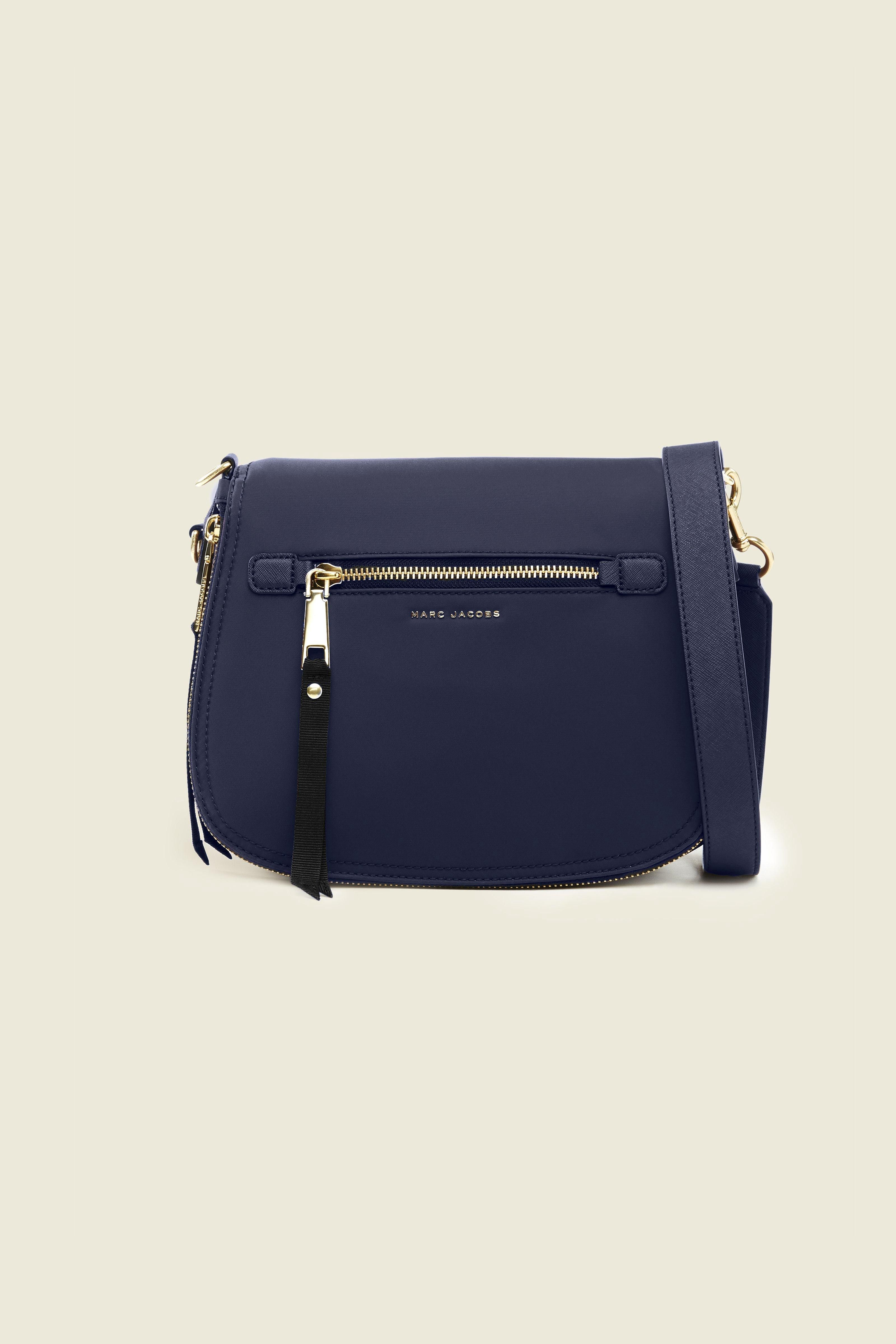 877149d44f91f MARC JACOBS Trooper Small Nomad Saddle.  marcjacobs  bags  shoulder bags   nylon