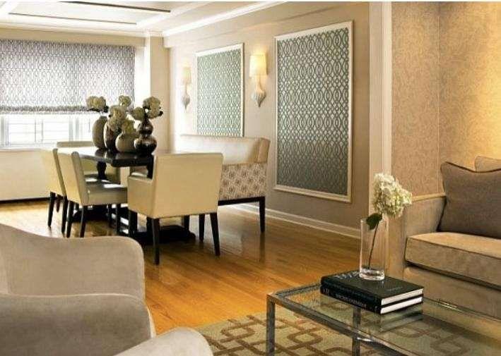 Arredamento e decorazione della sala da pranzo - Sala da pranzo classica