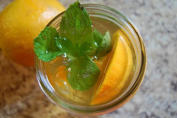 Dr  Oz's Tangerine Weight-Orade   Recipe   Beachbody