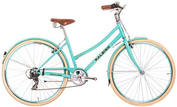 Raleigh Caprice Womens 2018 Hybrid Classic Bike Bikes