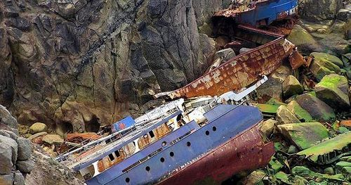 30 World's Most Fascinating Shipwrecks | Nature Pictures by Keith .