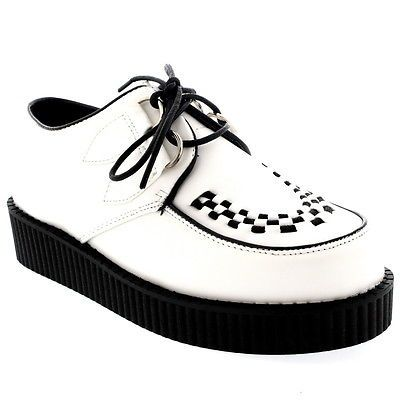 5a0e8e7803ad Womens-Beetle-Crushers-Gothic-Punk-Retro-Brothel-Creeper-Platform-Shoes-UK-3 -9