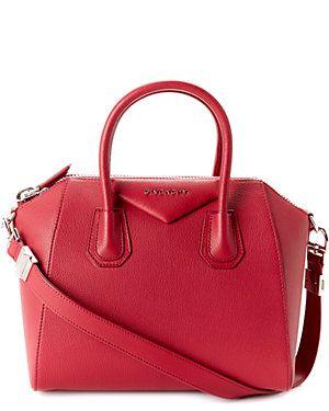 Givenchy Antigona Small Sugar Leather Tote