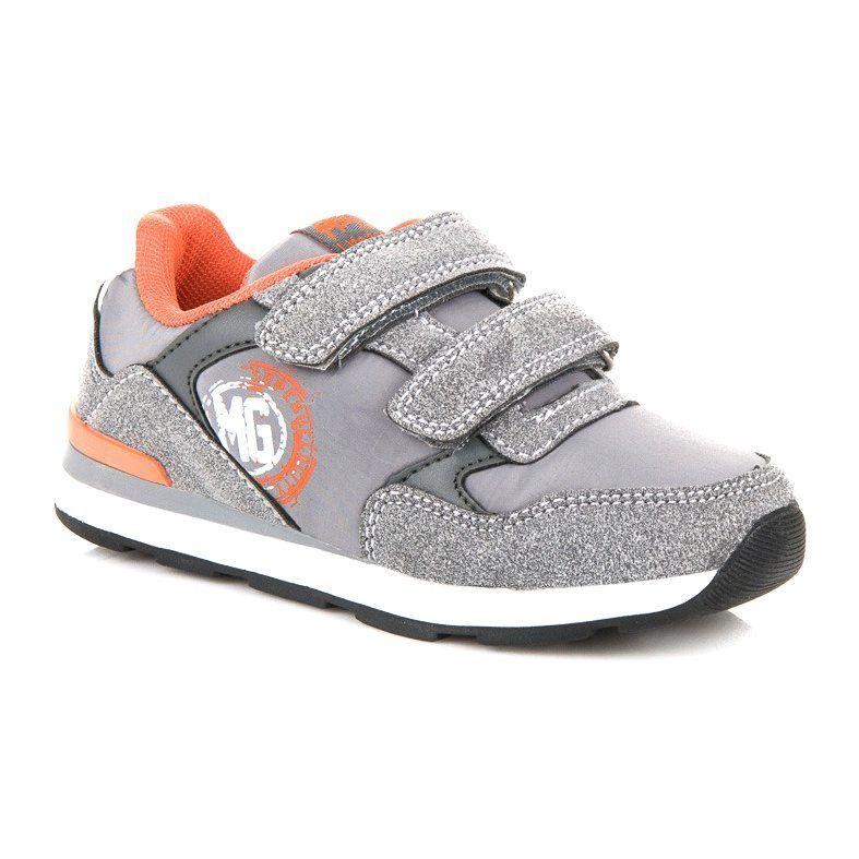 Buty Sportowe Dzieciece Dla Dzieci Americanclub Szare Chlopiece Buty Sportowe American American Club Kids Sports Shoes Kid Shoes Winter Shoes