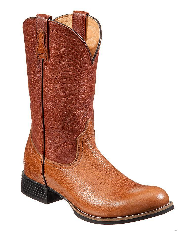 Redhead mens boots